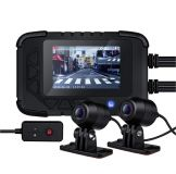 2CH 1080P Motorcycle DVR Model A10